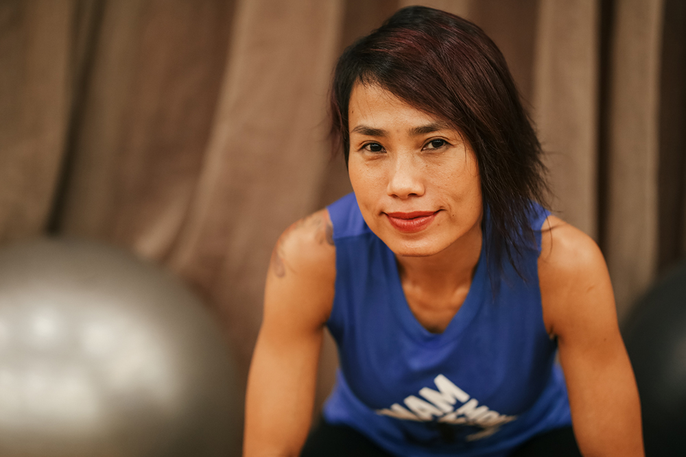 Nguyễn Tiểu Phương: Dẫu có làm bằng thép, tôi vẫn chỉ là một bông hồng - Ảnh 14.