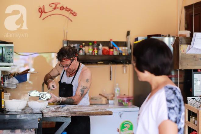Nghỉ việc văn phòng 17 năm gắn bó, người vợ Việt mở nhà hàng cùng chồng Ý, khởi nghiệp ở tuổi 40 - Ảnh 1.