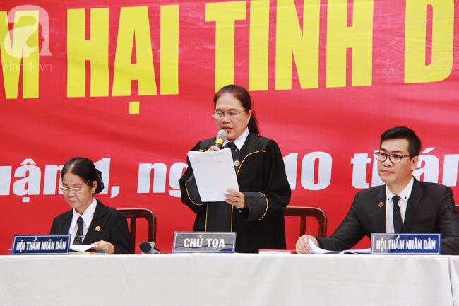 TP.HCM: Xử án xâm hại tình dục trẻ em ngay trong trường học để giáo dục các em học sinh - Ảnh 10.