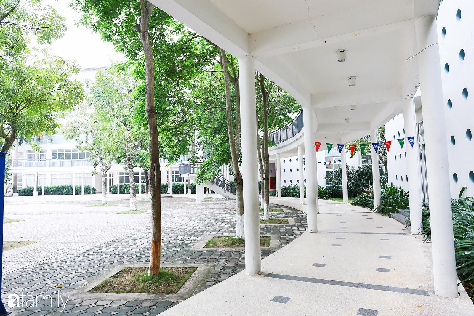 Đoàn Thị Điểm Ecopark: ngôi trường của những niềm vui xanh, nơi lũ trẻ được vui chơi trong bầu không khí mát lành - Ảnh 9.