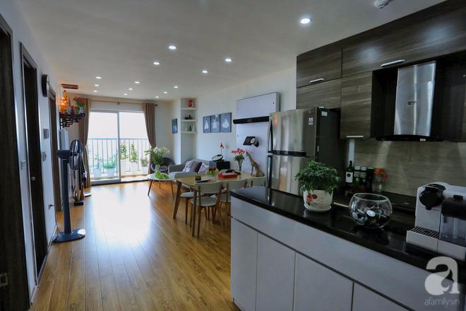 Chỉ vỏn vẹn 65m² nhưng căn hộ này cũng đủ để chủ nhân rời phố lớn ở trung tâm Hà Nội về ở chung cư - Ảnh 10.