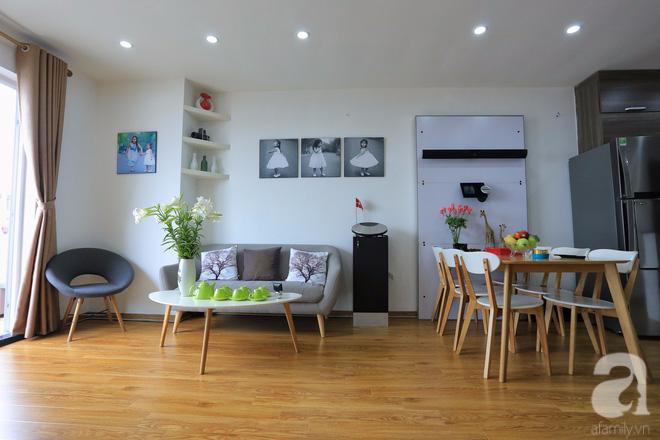Chỉ vỏn vẹn 65m² nhưng căn hộ này cũng đủ để chủ nhân rời phố lớn ở trung tâm Hà Nội về ở chung cư - Ảnh 3.