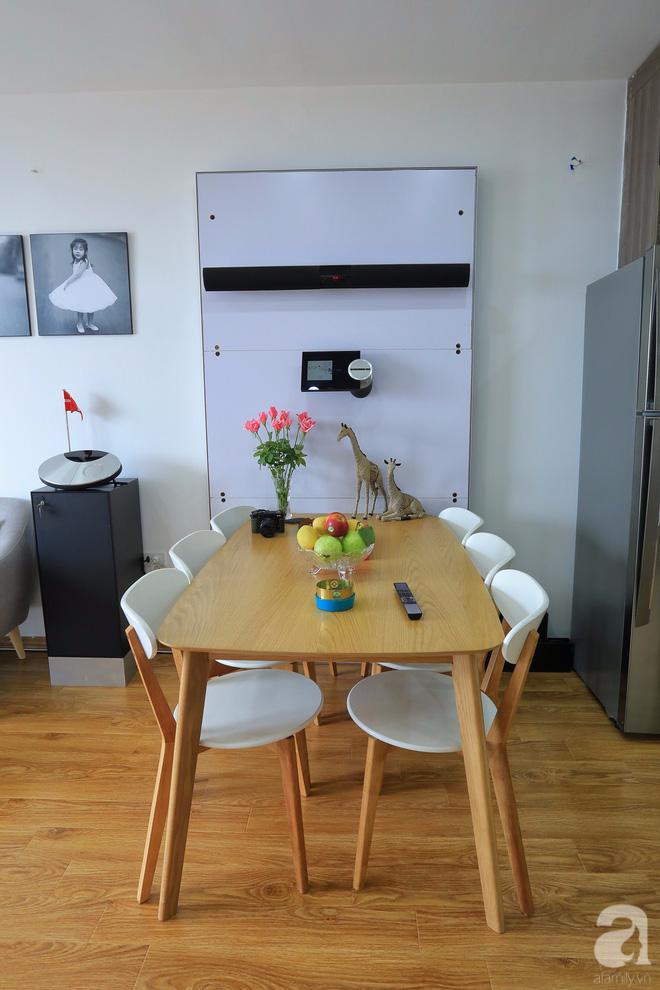 Chỉ vỏn vẹn 65m² nhưng căn hộ này cũng đủ để chủ nhân rời phố lớn ở trung tâm Hà Nội về ở chung cư - Ảnh 12.