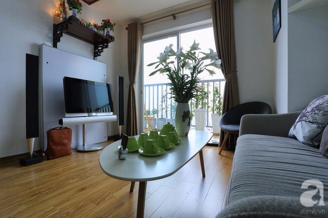 Chỉ vỏn vẹn 65m² nhưng căn hộ này cũng đủ để chủ nhân rời phố lớn ở trung tâm Hà Nội về ở chung cư - Ảnh 5.