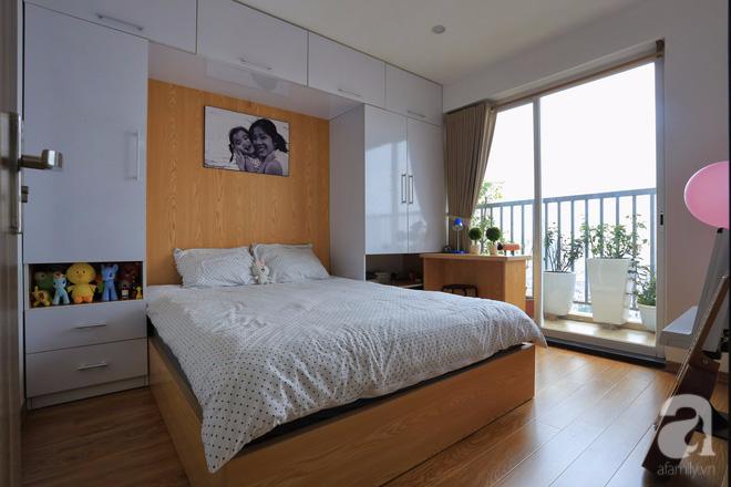 Chỉ vỏn vẹn 65m² nhưng căn hộ này cũng đủ để chủ nhân rời phố lớn ở trung tâm Hà Nội về ở chung cư - Ảnh 15.