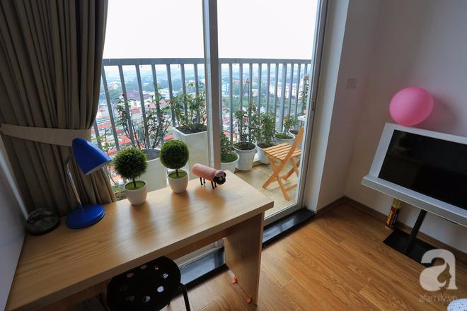 Chỉ vỏn vẹn 65m² nhưng căn hộ này cũng đủ để chủ nhân rời phố lớn ở trung tâm Hà Nội về ở chung cư - Ảnh 17.