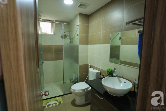 Chỉ vỏn vẹn 65m² nhưng căn hộ này cũng đủ để chủ nhân rời phố lớn ở trung tâm Hà Nội về ở chung cư - Ảnh 20.