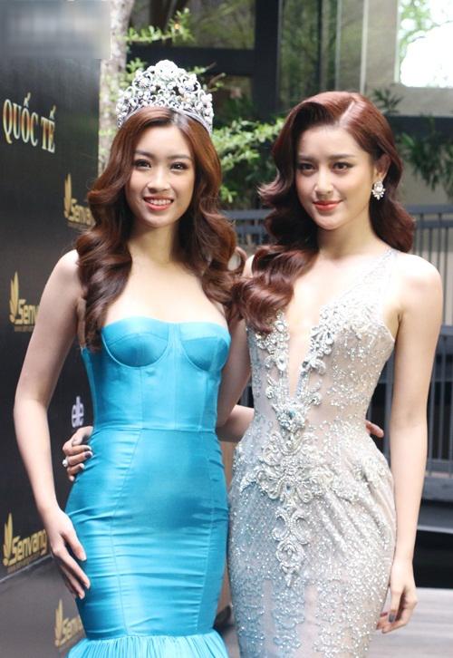 Ngay sự kiện công bố tham dự cuộc thi Hoa hậu Thế giới 2017, HH Đỗ Mỹ Linh đã bị dìm dáng không thương tiếc - Ảnh 3.