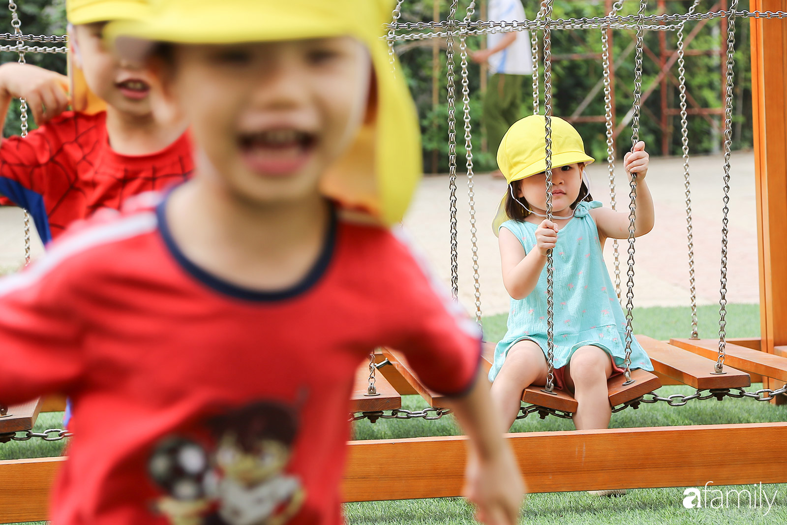 Đi học để tìm ra hạnh phúc - Điều đã đốn tim tôi khi đến thăm một ngôi trường chuẩn Nhật tại Hà Nội - Ảnh 16.
