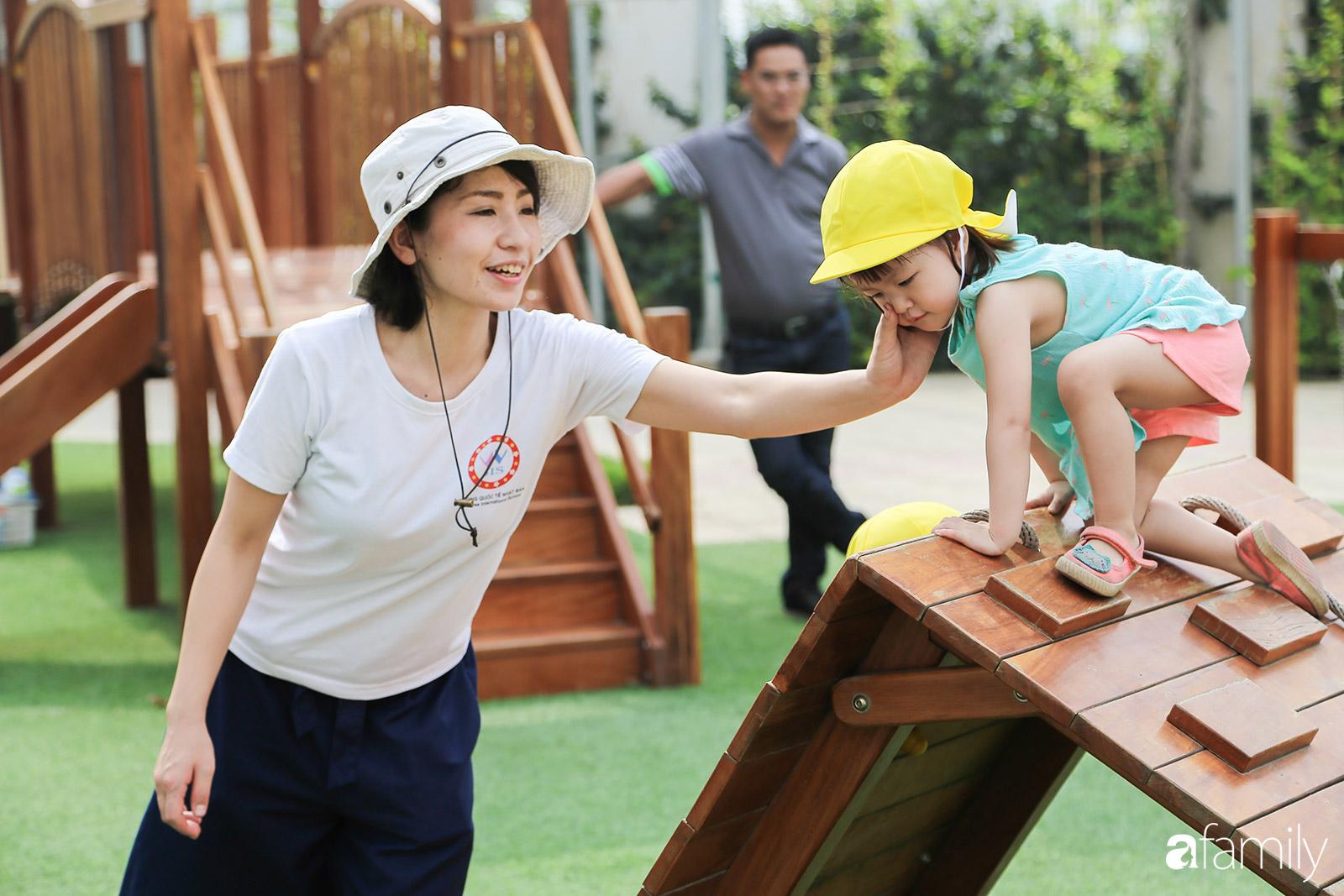Đi học để tìm ra hạnh phúc - Điều đã đốn tim tôi khi đến thăm một ngôi trường chuẩn Nhật tại Hà Nội - Ảnh 18.