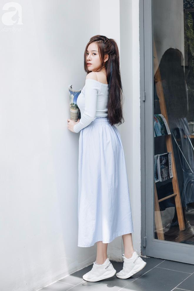 Bà Tưng - Huyền Anh: Muốn nổi tiếng nhờ hở bạo, hãy nhìn tôi khi đó và cả hiện tại để biết mình nên làm - Ảnh 16.