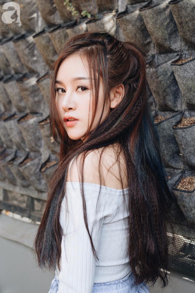 Bà Tưng - Huyền Anh: Muốn nổi tiếng nhờ hở bạo, hãy nhìn tôi khi đó và cả hiện tại để biết mình nên làm - Ảnh 10.