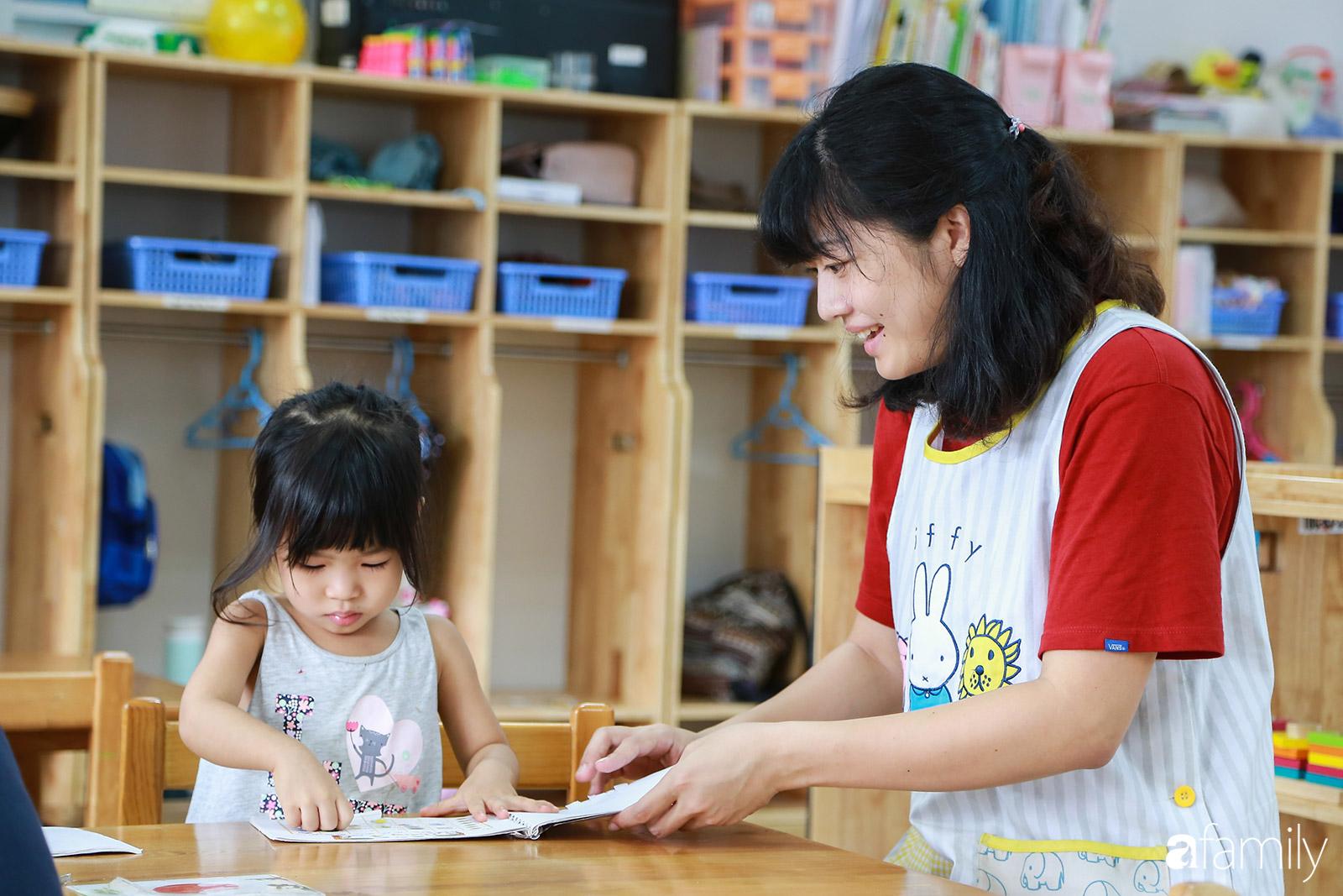 Đi học để tìm ra hạnh phúc - Điều đã đốn tim tôi khi đến thăm một ngôi trường chuẩn Nhật tại Hà Nội - Ảnh 9.