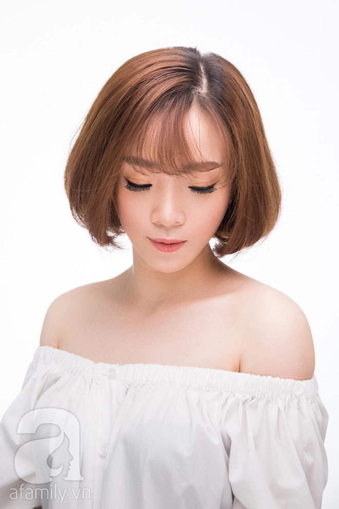 Mái tóc ngắn dù mỏng, thưa thớt cũng dày bồng bềnh hơn hẳn với 3 cách tạo kiểu đơn giản - Ảnh 2.
