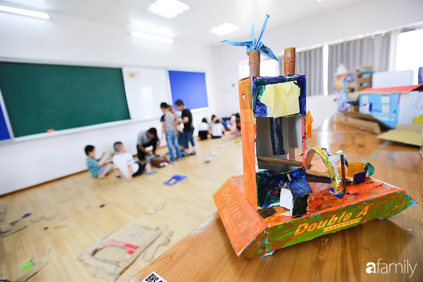Đi học để tìm ra hạnh phúc - Điều đã đốn tim tôi khi đến thăm một ngôi trường chuẩn Nhật tại Hà Nội - Ảnh 11.