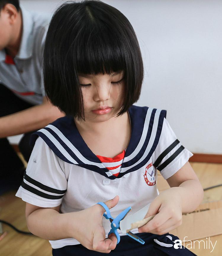 Đi học để tìm ra hạnh phúc - Điều đã đốn tim tôi khi đến thăm một ngôi trường chuẩn Nhật tại Hà Nội - Ảnh 12.