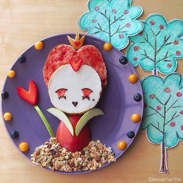 Bà mẹ khéo tay nhất năm biến những bữa ăn của con thành thế giới hoạt hình đầy màu sắc - Ảnh 17.