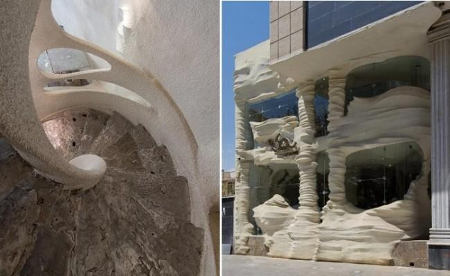 Nhà hàng xây bằng muối khiến ai bước vào cũng chẳng muốn ra - Ảnh 1.