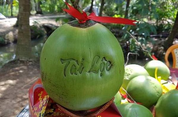 5 loại trái cây khắc chữ giá tiền triệu vẫn nhiều người tìm mua dịp Tết - Ảnh 7.