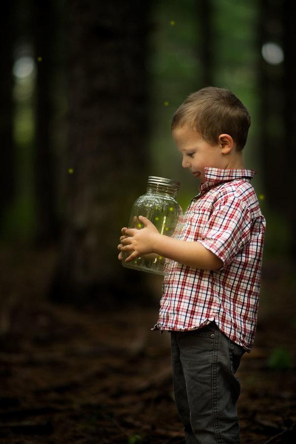 Phát hờn với bộ ảnh tuyệt đẹp bố chụp con trai trong nông trại - Ảnh 9.