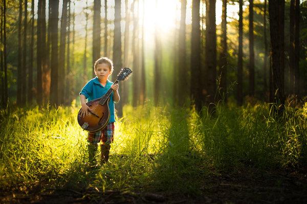 Phát hờn với bộ ảnh tuyệt đẹp bố chụp con trai trong nông trại - Ảnh 11.
