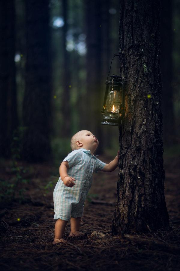 Phát hờn với bộ ảnh tuyệt đẹp bố chụp con trai trong nông trại - Ảnh 13.
