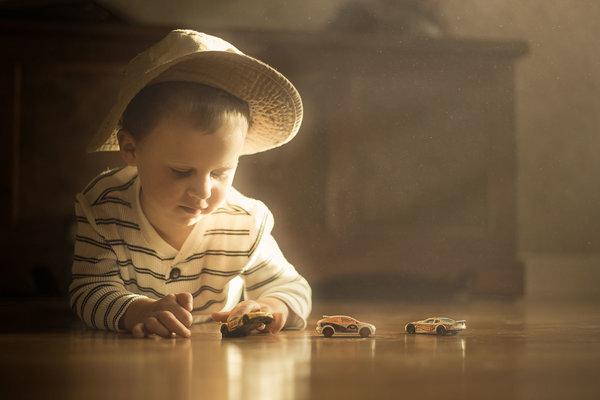 Phát hờn với bộ ảnh tuyệt đẹp bố chụp con trai trong nông trại - Ảnh 15.
