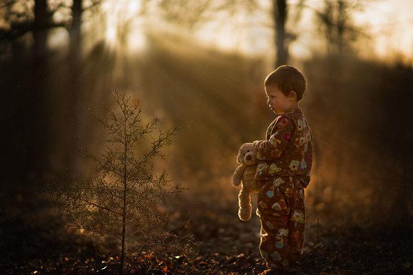 Phát hờn với bộ ảnh tuyệt đẹp bố chụp con trai trong nông trại - Ảnh 19.