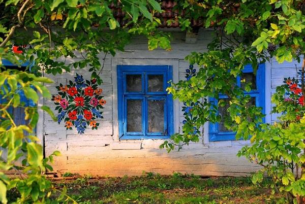 Ngôi làng đẹp lạ lùng mỗi tường nhà đều là một bức họa đầy màu sắc - Ảnh 5.