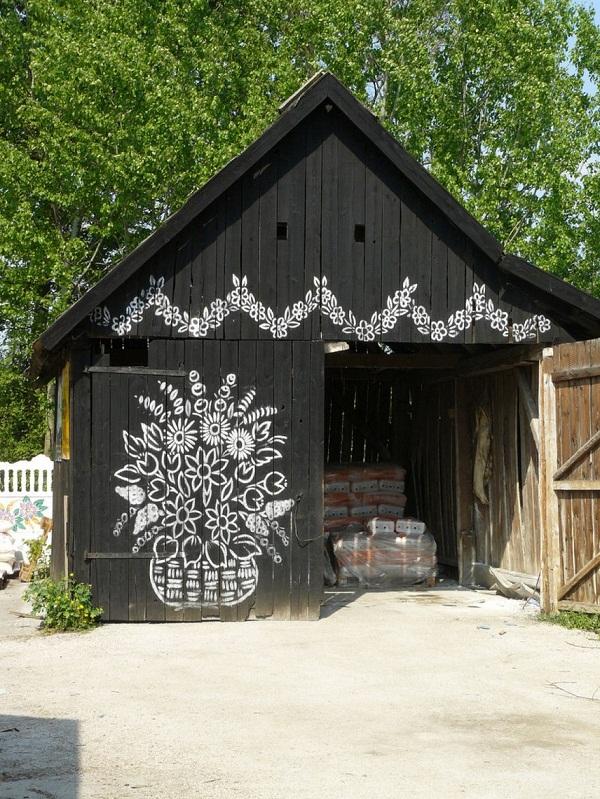 Ngôi làng đẹp lạ lùng mỗi tường nhà đều là một bức họa đầy màu sắc - Ảnh 11.