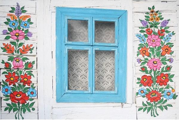 Ngôi làng đẹp lạ lùng mỗi tường nhà đều là một bức họa đầy màu sắc - Ảnh 17.