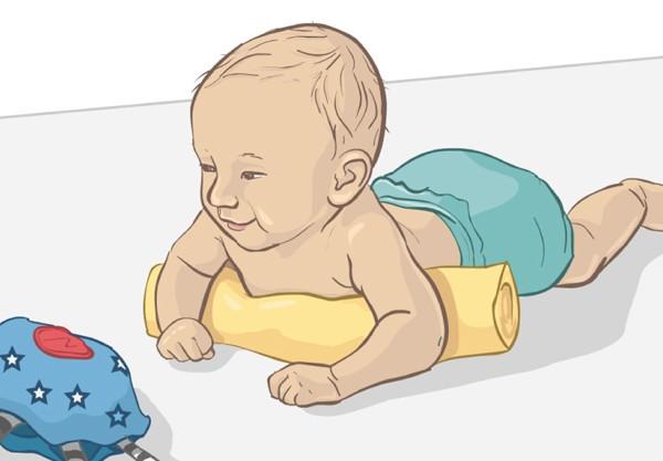 3 bài tập phát triển thể lực cho trẻ sơ sinh bố mẹ không nên bỏ qua - Ảnh 3.