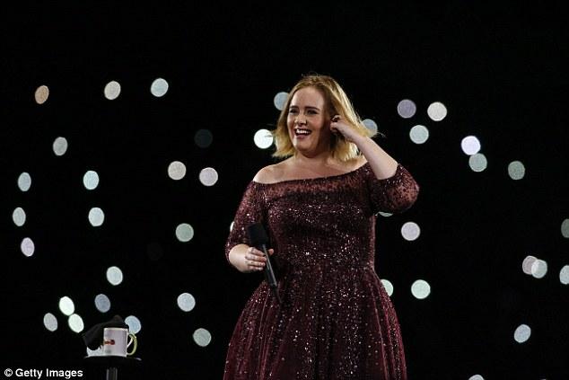 """Họa mi nước Anh"""" Adele xác nhận đã bí mật tổ chức đám cưới - Ảnh 1."""