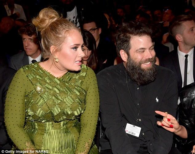 """Họa mi nước Anh"""" Adele xác nhận đã bí mật tổ chức đám cưới - Ảnh 2."""