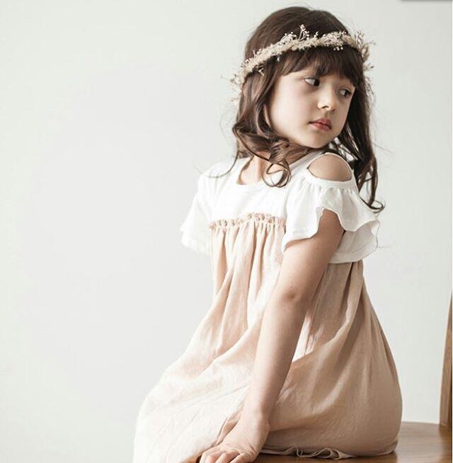 Ngất ngây trước vẻ đẹp như thiên sứ ở mọi góc nhìn của mẫu nhí con lai - Ảnh 13.