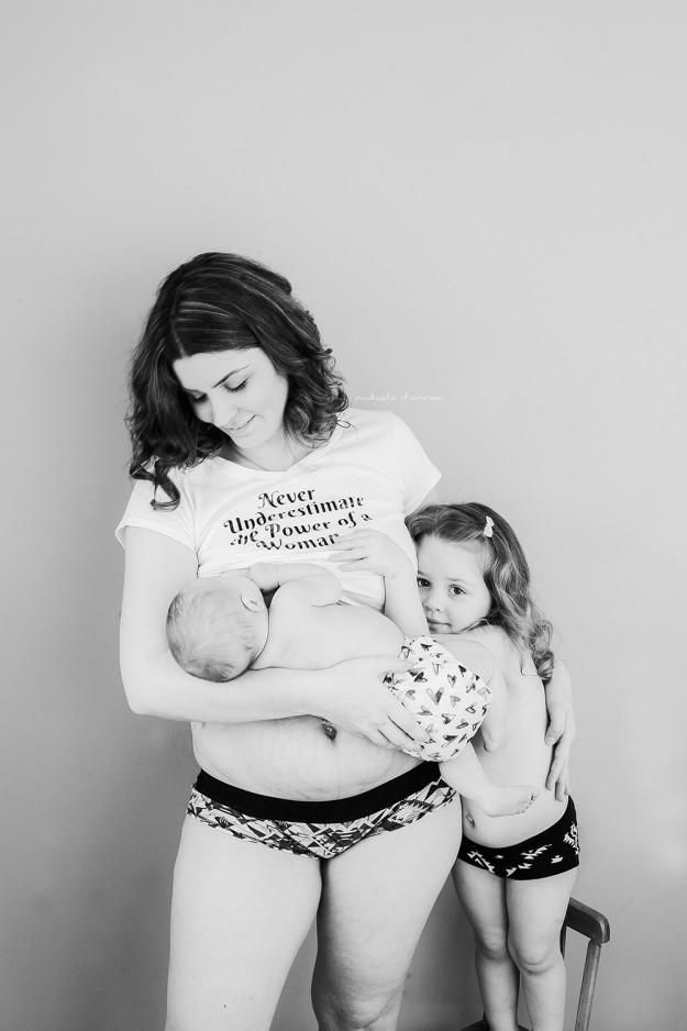 Bèo nhèo và chằng chịt vết rạn, đây mới là hình ảnh thật nhất về cơ thể người mẹ sau sinh - Ảnh 15.