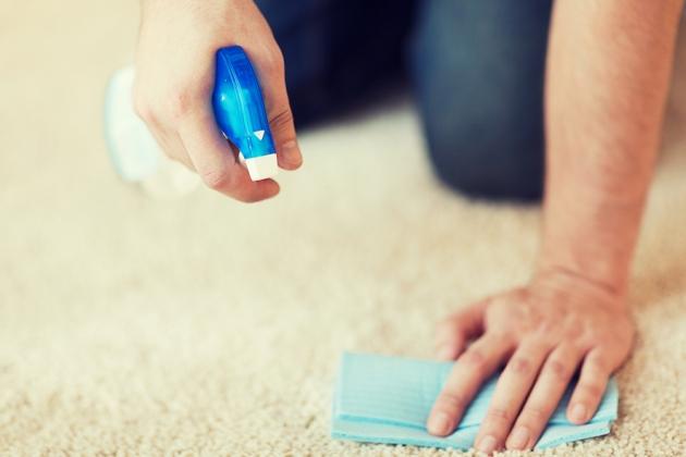 Tự làm sạch thảm với những mẹo nhỏ vô cùng hữu ích dưới đây - Ảnh 2.