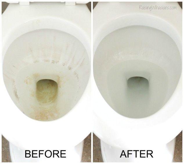 Bồn cầu luôn sạch sẽ, sáng bóng với 4 bước vệ sinh vô cùng đơn giản - Ảnh 1.