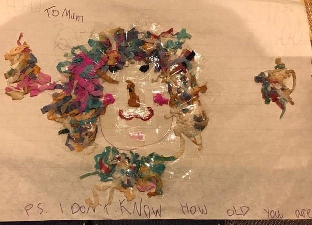 Đỏ mặt trước những bức tranh nghệ thuật do trẻ tạo ra - Ảnh 9.