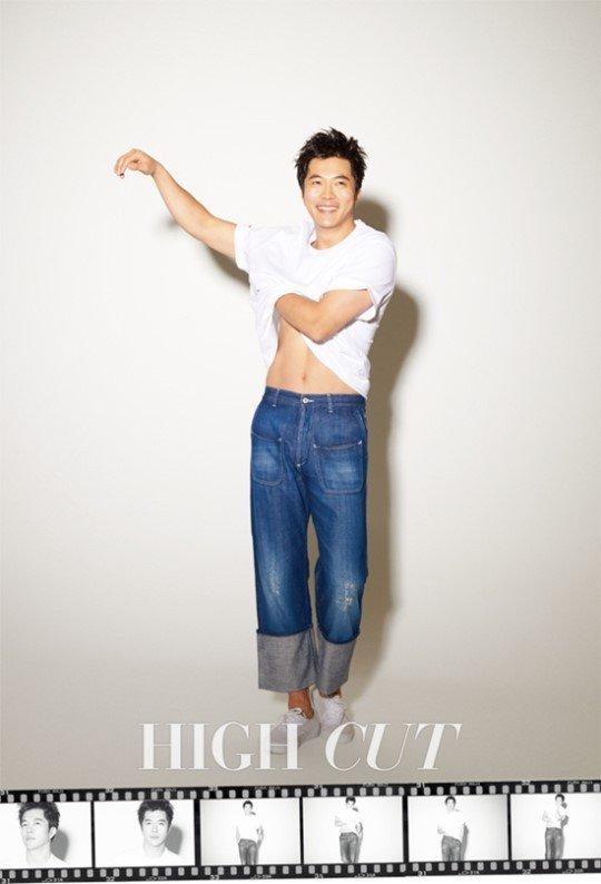 """Kwon Sang Woo cứ """"dẻo miệng"""" thế này bảo sao vợ không yêu - Ảnh 2."""