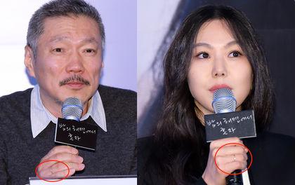 Kim Min Hee công khai quan hệ, vợ đạo diễn già từ chối nhận giấy tờ ly dị - Ảnh 2.