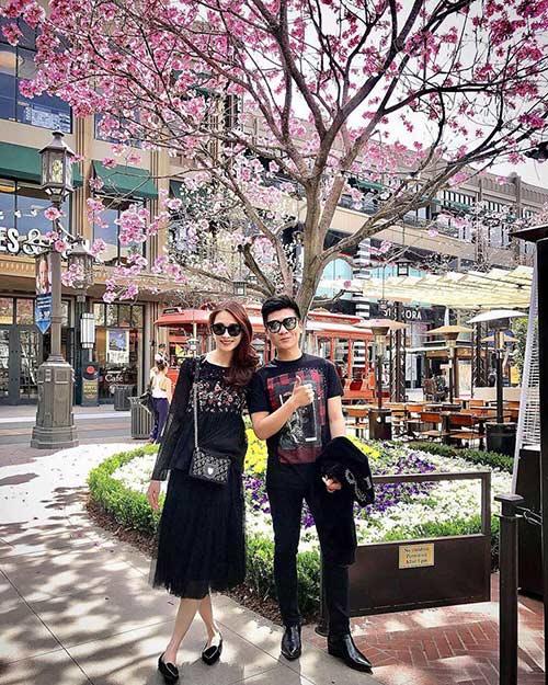 Bạn trai Hoa hậu Đặng Thu Thảo lên tiếng bảo vệ người yêu trước tin đồn bội bạc - Ảnh 2.