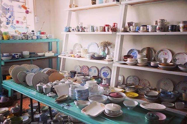 6 tiệm gốm ở Sài Gòn đã ghé đến thì kiểu gì cũng kiếm được đồ đẹp mang về - Ảnh 2.