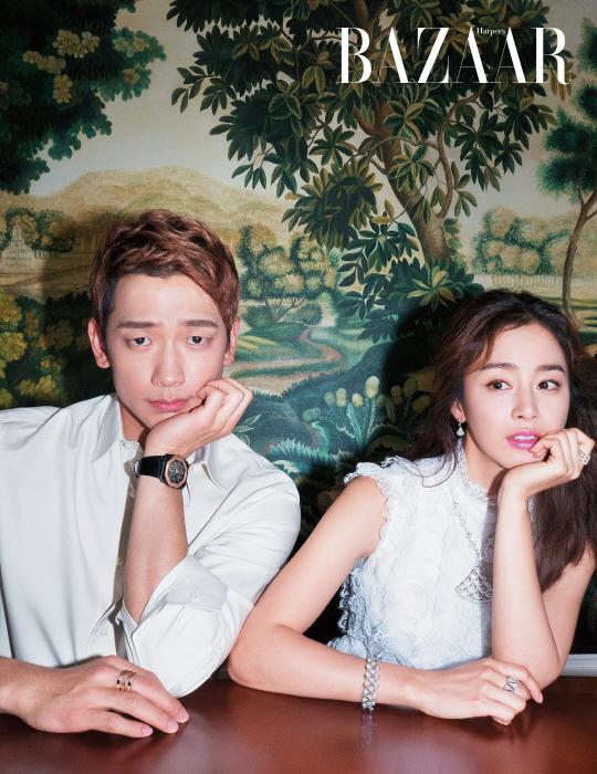 Hé lộ những hình ảnh đẹp ngất ngây của cặp vợ chồng Kim Tae Hee - Bi Rain - Ảnh 4.