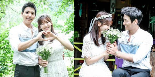 """Mỹ nhân """"Thời quá khứ"""" Kim So Yeon kết hôn với bạn trai Lee Sang Woo vào tháng 6 tới - Ảnh 1."""