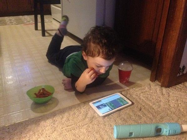 Ngả mũ thán phục trước chiêu trò của những đứa trẻ thông minh nhất quả đất - Ảnh 3.
