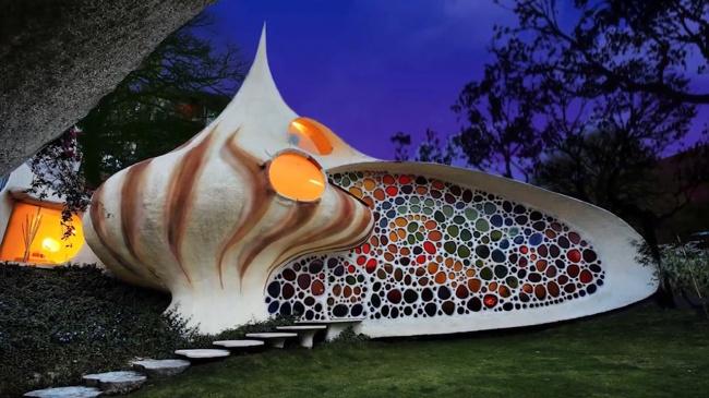10 thiết kế siêu lạ khiến bạn phải thay đổi ngay định nghĩa về ngôi nhà - Ảnh 1.