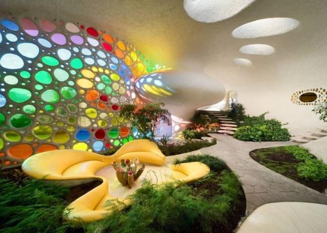 10 thiết kế siêu lạ khiến bạn phải thay đổi ngay định nghĩa về ngôi nhà - Ảnh 2.