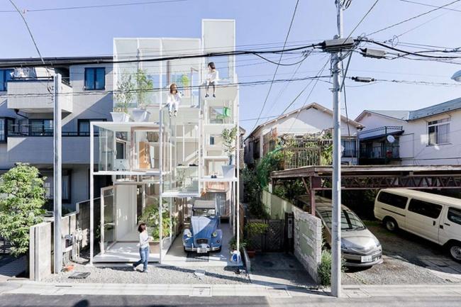 10 thiết kế siêu lạ khiến bạn phải thay đổi ngay định nghĩa về ngôi nhà - Ảnh 10.