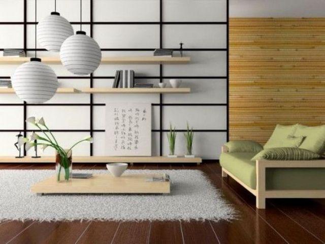 Học tập người Nhật trang trí phòng khách vừa đẹp vừa gọn gàng đến bất ngờ - Ảnh 1.